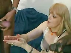 Xhamster - Mature Blonde's BBC Anal 3-Some