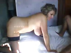 French natural BBW Har... video