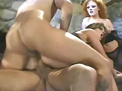 Tyla Wynn with Two Cocks in her Ass W...