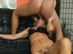 Granny effie get assfucked by TV repa...