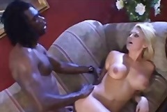 Staci Thorn gets cumon her face