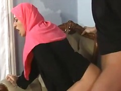 ARAB Muslim HIJAB Turb... video