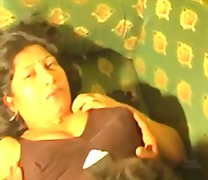 Mallu aunty love scand...