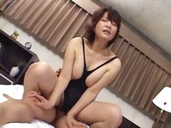 Xhamster - Japanese Milf Seduces Young Man Uncensored