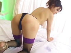Oiled Japanese Babes video