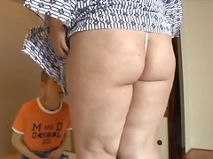 Thumb: BBW Japanese ass of th...