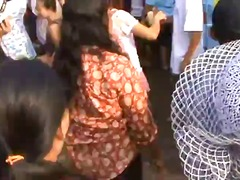 Thailand village girls... video