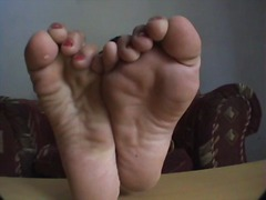 Wide Toe Spreading