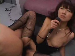 masturbation, japanese, cream pie, hairy, asian