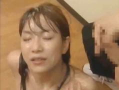 facials, asian, japanese, bukkake,