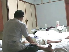 flashing, asian, massage