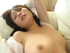 asian, cream pie, big boobs,
