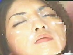 bukkake, asian, facials, cumshots,