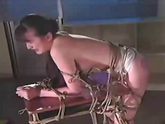 Asian Girl Bondaged an... video
