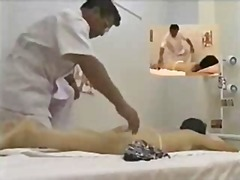 hidden cams, asian, fingering, massage,