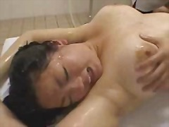 massage, asian, japanese, big boobs,