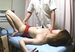 Spycam Massage of Coll... video