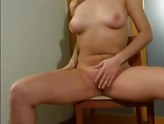Thumb: Hot Woman plays sexy f...