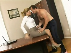 Sexy Secretary Brookly... video
