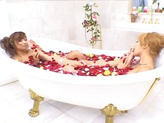 Japanese Lesbians 4 an Awesome threes...