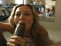 Blowjob, Mature & BBC: Darien Ross & ...