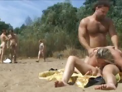 Xhamster Movie:Groupsex near a lake