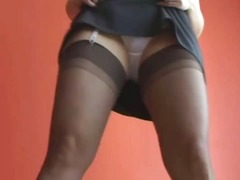 czech, babes, stockings,