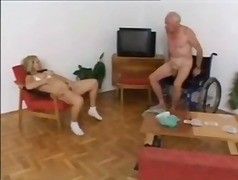 Nurse Takes Good Care ... video