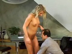 Porn Try-outs - Christina video