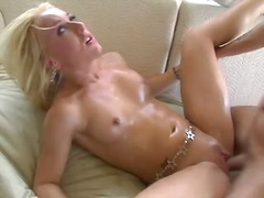 Xhamster - Goldie Cox oiled and u...