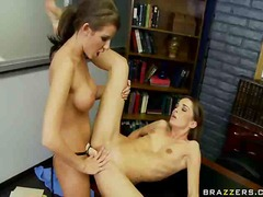 Brazzers - Lesbians go... video