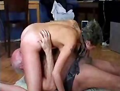 Xhamster Movie:Old Man fuck Teen 03