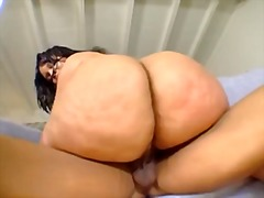 Bbw black girl with a ...