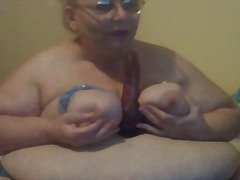 Thumb: Tied up tits cam show