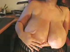 HUG on webcam 5 video