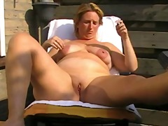 Hot chubby mature with... video