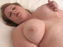 Thumb: Bbw orgasm on bed
