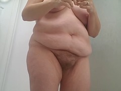 bbw, hairy, big boobs