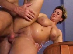 Mature Chubby Fucks in... video