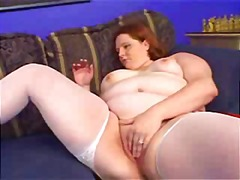 Young bbw suck and fuck