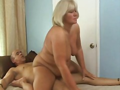 Blondy Mature BBW and ...