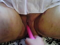 SSBBW Wife and her toy preview