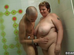 Huge BBW gives head an... - Xhamster