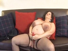 Busty mature BBW preview