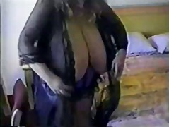 Mature bbw with huge tit's