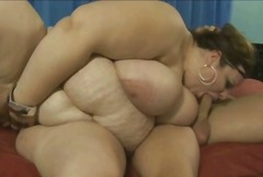 SSBBW Desiree Devine Gets Her Huge Ti...