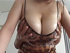 Rei massage big boobs tits busty japa...