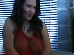 bbw, squirting, stockings