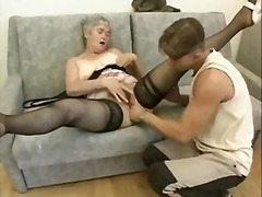 See: Old granny fuck young man