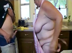 Redneck Fucks Old & Fat Mom - 06:50